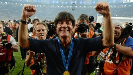 In Rio feierte Joachim Löw seinen größten Triumph. Nun neigt sich seine Zeit als Bundestrainer dem Ende entgegen.