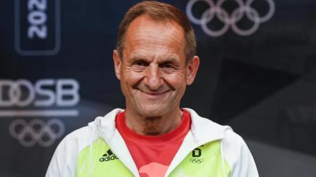 Will nach den Olympischen Spielen in Tokio die Vertrauensfrage stellen: Alfons Hörmann, Präsident des Deutschen Olympischen Sportbundes.
