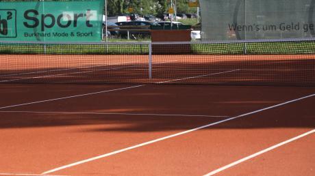 Am Wochenende ist es soweit. Die Punktrunde startet für die Tennisspieler. Dann geht es auf den Plätzen (hier TC Aichach) wieder um Punkte.