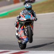 Mit 28 Jahren zählt Marcel Schrötter zu den erfahrenen Moto2-Piloten im Feld.