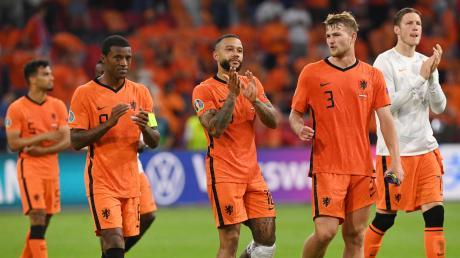 """Da klatscht sogar die Nationalmannschaft der Niederlande: Die """"Zweite"""" des SV Eitensheim tippte die drei Donnerstags-Partien exakt richtig."""