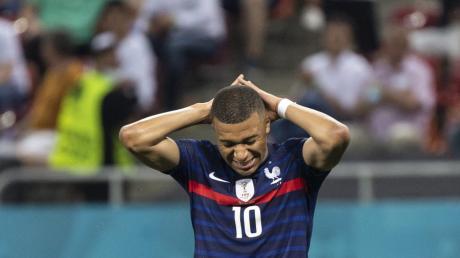 Statt Torschützenkönig wurde Kylian Mbappé zum Sinnbild der enttäuschten Erwartungen der französischen Nationalmannschaft.