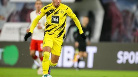 Dortmunds Jadon Sancho kehrt in die englische Heimat zurück und geht künftig für Manchester United auf Torejagd.