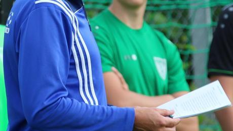 Andreas Schröter ist in der kommenden Saison der Trainer der U23 des TSV Nördlingen in der Bezirksliga Nord.