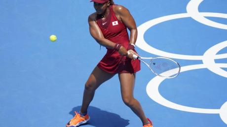 Naomi Osaka gewann ihr Auftaktmatch in ihrer Heimat.