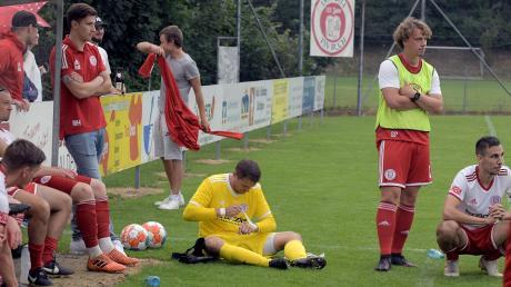Der TSV Buch hätte in Runde zwei gerne gegen den Oberligisten Ravensburg gespielt. Daraus wird nichts, entsprechend groß war am Samstag die Enttäuschung im Felsenstadion.