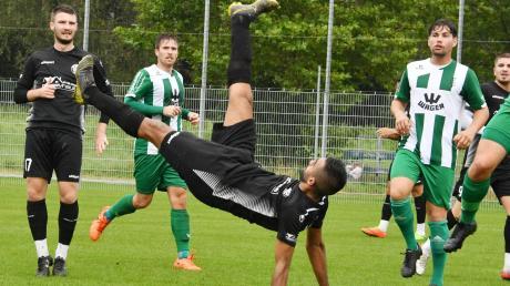 Für spektakuläre Aktionen soll Fahad Barakzaie sorgen, der vom TSV Schwabmünchen zum SC Altenmünster zurückgekehrt ist.