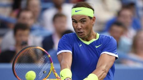 Rafael Nadal sollte als Titelverteidiger beim ATP Masters 2021 in Kanada antreten, sagte jedoch ab. Alle Infos zur Übertragung des Turniers gibt es hier.