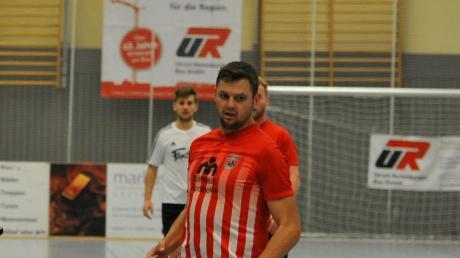 Drei Zusamtaler schafften den Sprung in Auswahlmannschaft der Kreisklasse Nord II. Von links: Arthur Fichtner, Bastian Völk (beide TSV Wertingen II) sowie Alexander Lechner vom TSV Unterthürheim.