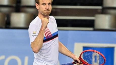Erreichte bei den US Open die zweite Runde: Peter Gojowczyk.