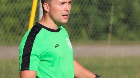 Die TSV-Trainer Torsten König (U17) und Markus Leister (U16).