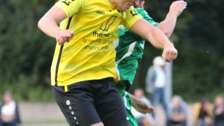 Michael Göttler (23) spielte bis 2017 beim TSV Nördlingen, anschließend beim TSV Rain II und zuletzt beim TSV Gersthofen. Ab sofort ist er wieder beim TSV Nördlingen spielberechtigt.