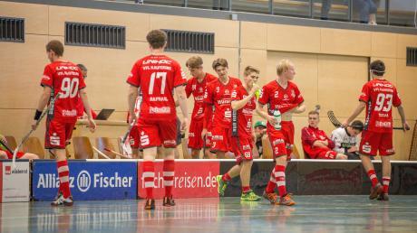 Es geht wieder los für die Red Hocks Kaufering: Am Sonntag steht das erste Bundesligaspiel an.