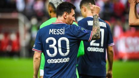 Will mit PSG die Champions League gewinnen: Superstar Lionel Messi.