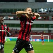 Leverkusen trifft im DFB-Pokal auf den Karlsruher SC. Hier gibt es die Infos zur Übertragung im TV oder Live-Stream.