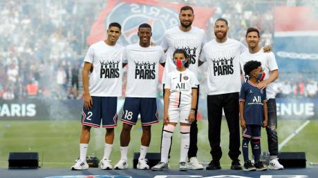 Von Krise keine Spur: Während andere Klubs infolge von Corona sparen müssen, ging Paris St. Germain im Sommer auf große Einkaufstour. Alleine Lionel Messi soll 41 Millionen Euro pro Jahr verdienen.