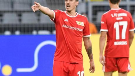 Glaubt nicht mehr an eine Berufung ins DFB-Team von Bundestrainer Hansi Flick: Max Kruse.