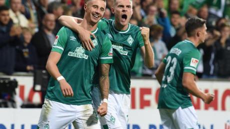 Werder Bremen feierte gegen den 1. FC Heidenheim einen souveränen Heimsieg.