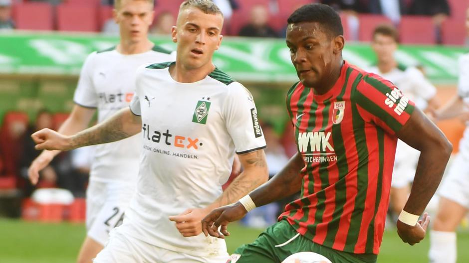 Sergio Cordova will sich voll auf den FC Augsburg konzentrieren.