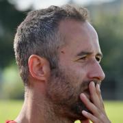 Trainer Christoph Kehrle fordert von den Spielern des TSV Wertingen nach den zuletzt gezeigten Leistungen eine andere Einstellung.