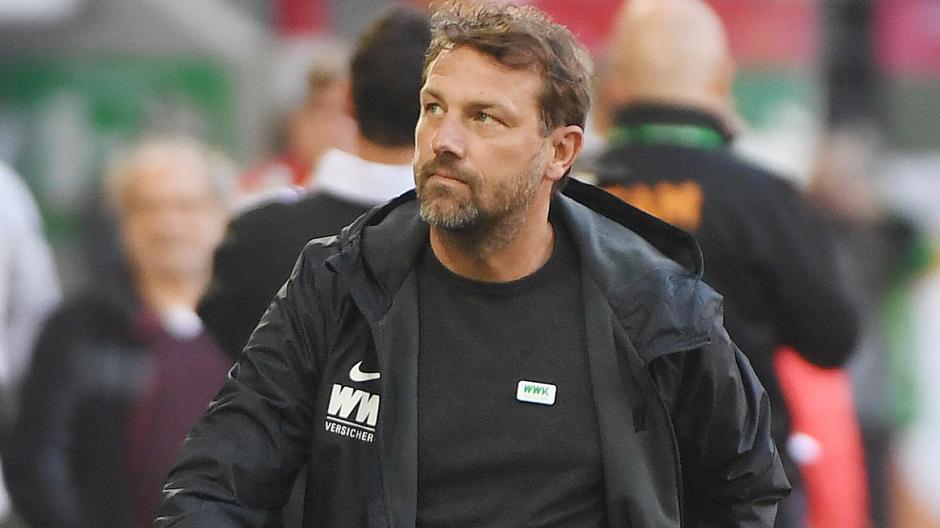 Markus Weinzierl will seine Mannschaft in Zukunft deutlich aktiver sehen.