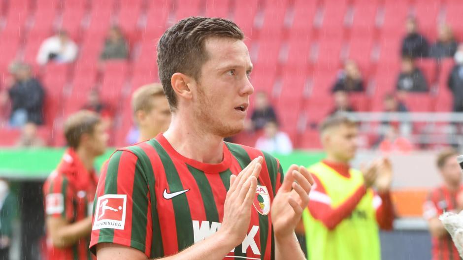 Bislang verläuft die Saison für Michael Gregoritsch wenig befriedigend. Beim FC Augsburg setzt ihn Trainer Markus Weinzierl nur selten ein – obwohl er fünf Wechsel vornehmen darf.