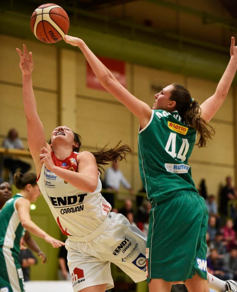 1. Basketball-Bundesliga Frauen: Die Sterne hängen zu hoch