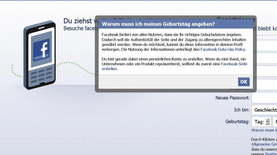 facebook geburtsdatum verbergen