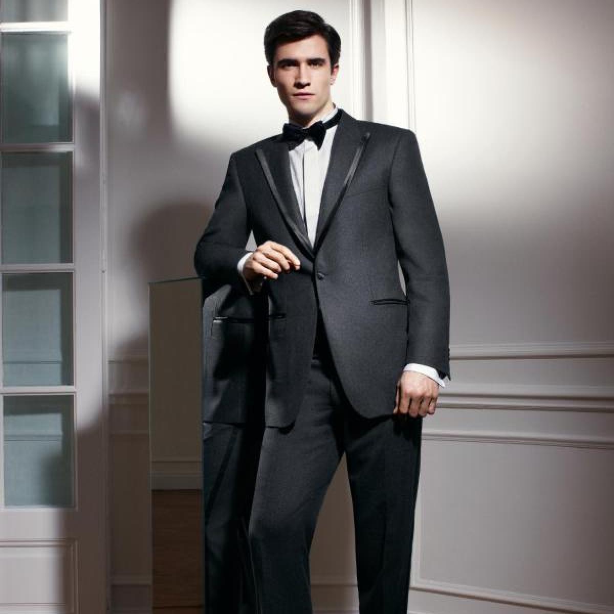 Mode: Der traut sich was - Anzüge für den Bräutigam - Themenwelten ...