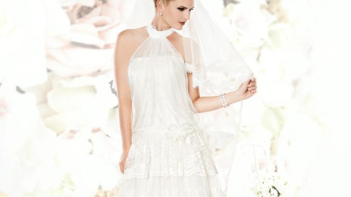 Familie: Romantisch, lässig und verspielt: Die Brautmode-Trends ...