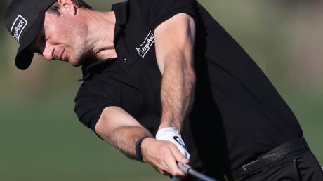 Schwungvoll spielte der Dillinger Sebastian Heisele bei der European-Tour 2020 im Januar in den Vereinigten Arabischen Emiraten. Nach der Corona-Pause geht es für den 31-Jährigen in der nächsten Woche in Österreich weiter.