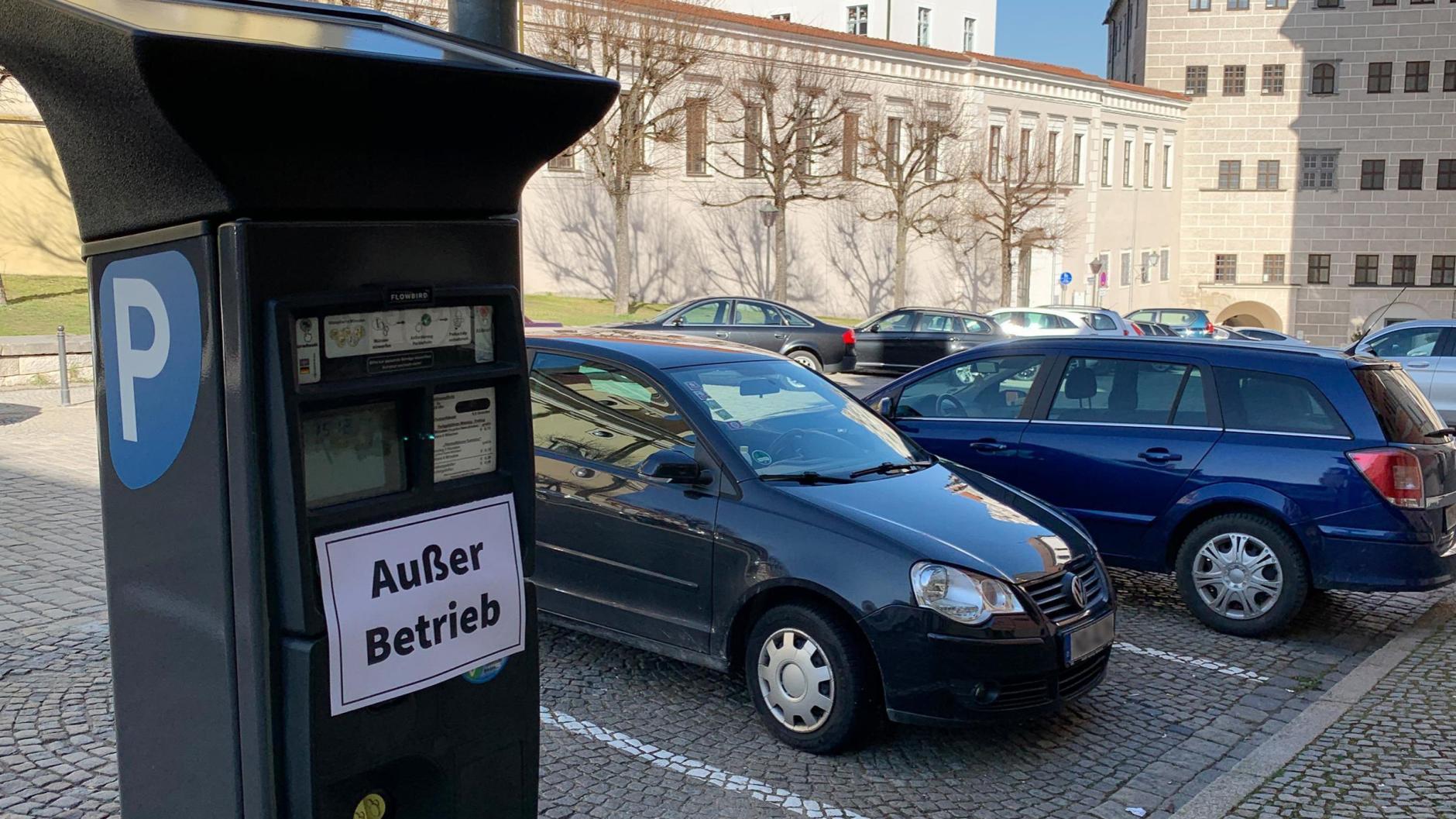 Kostenlos Parken Augsburg