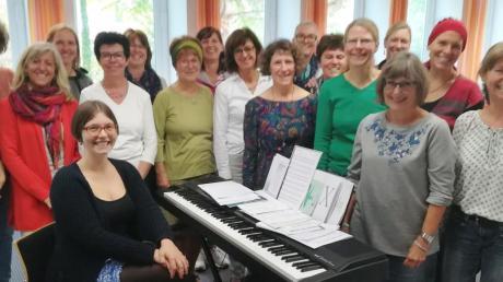 Seit zehn Jahren quartiert sich der Shalom-Chor Geltendorf im Bildungszentrum der Bayerischen Verwaltungsschule ein, um zu proben.