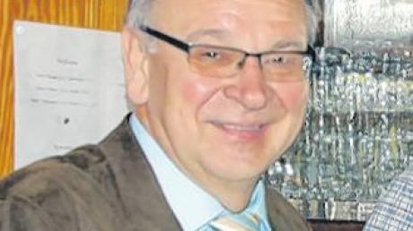 Otmar Ohnheiser, der Bürgermeister von Villenbach, hat die Umgehungsstraße Villenbach-Hausen noch keineswegs sicher unter Dach und Fach.