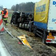 Unfall Biberbach