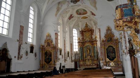 Das Gerüst ist verschwunden, der rußige Geruch auch: Die Kirche des Klosters Maria Medingen ist komplett gereinigt. Ab heute ist sie wieder geöffnet. Am 15. Oktober gibt es einen Dankgottesdienst für die Bevölkerung.