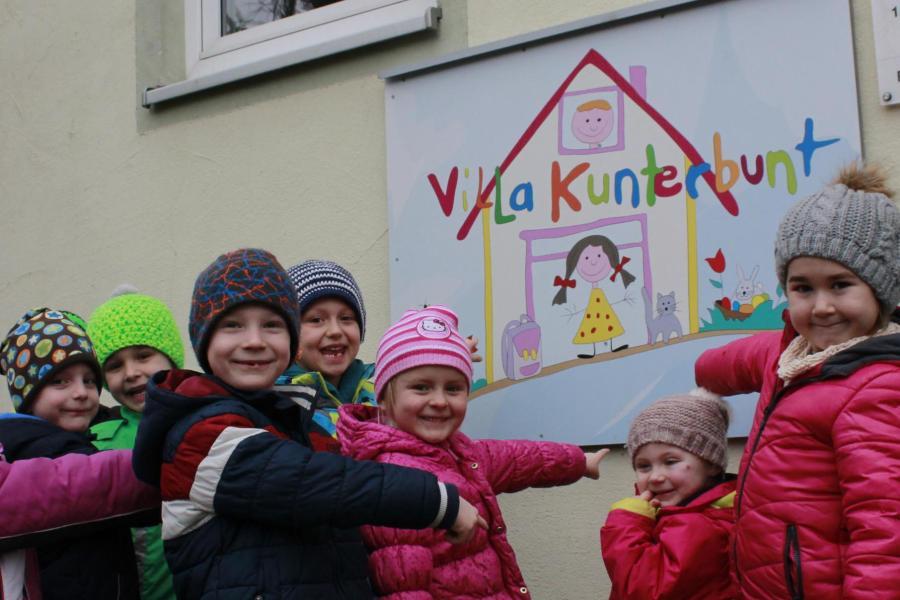 kindergarten villa kunterbunt eppelheim