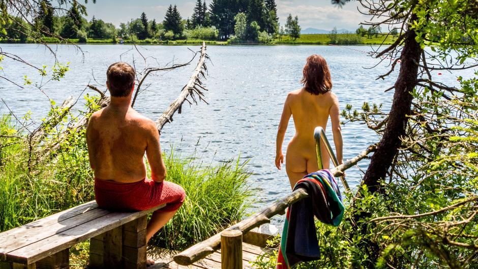 Fotos nacktbaden Nacktbaden