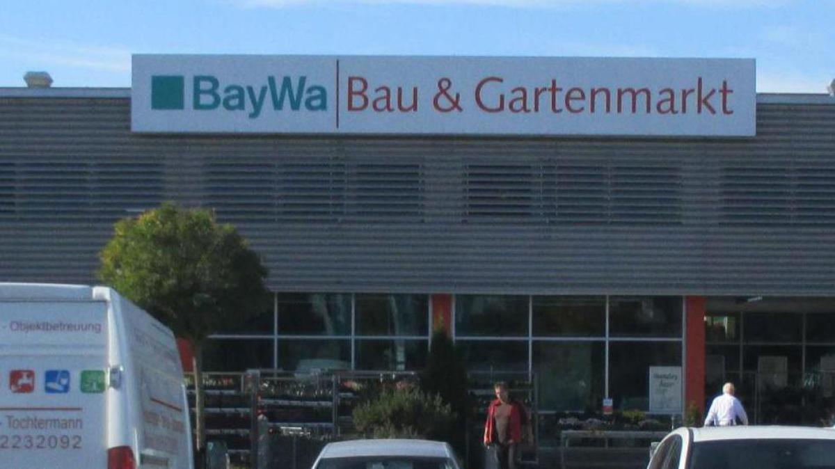 wandel aus baywa wird hagebau nachrichten wertingen augsburger allgemeine. Black Bedroom Furniture Sets. Home Design Ideas