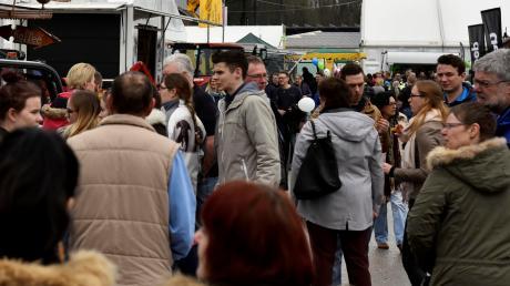 WIR Dillingen 2020 - Termin, Messe-Programm, Lageplan der Aussteller: Auch in diesem Jahr werden wieder viele Besucher erwartet.