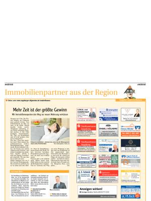 Immobiliepartner aus der Region