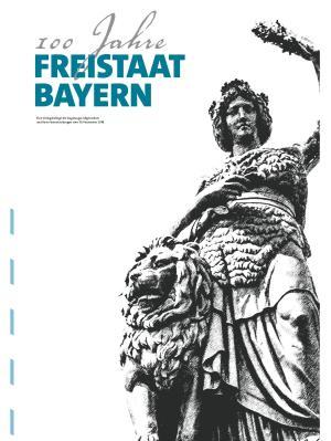 100 Jahre Bayern – Jubiläumsgeschichten