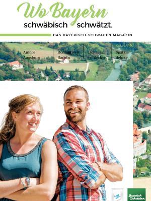 Wo Bayern schwäbisch schwätzt.