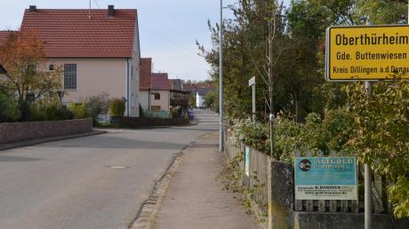 Die Ortsdurchfahrt Oberthürheim steht zum Vollausbau an. Das Projekt war Thema bei der Bürgerversammlung.