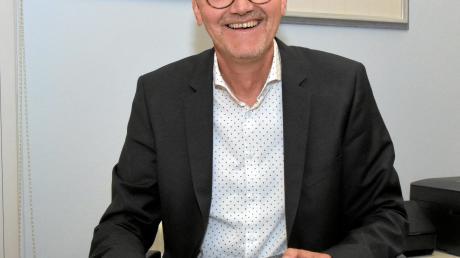 Werner Filbrich will weitere sechs Jahre Bürgermeister der Gemeinde Villenbach sein. Deshalb tritt er bei der Kommunalwahl im März 2020 wieder an.