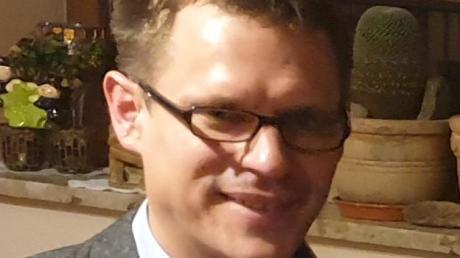 Felix Heßmann bewirbt sich für die Grünen Zusamaltheim um das Amt des Bürgermeisters.
