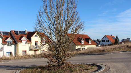 Im Wertinger Baugebiet am Eisenbach zeigt sich anschaulich der Wandel der baulichen Vorlieben. Auf der einen Seite der Einstein-Allee stehen Häuser, die etwa zwischen 2000 und 2010 errichtet wurden...