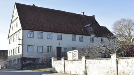 """Das ehemalige Gasthaus """"Oberer Wirt"""" am Herrenberg in Unterthürheim hat einen neuen Eigentümer."""