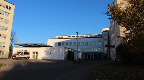Krankenhaus Wertingen Außenansicht