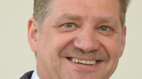 Johann Gebele will Bürgermeister in Villenbach bleiben.